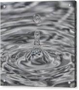 Drops 3 Acrylic Print