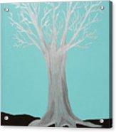 Druid Tree - Original Acrylic Print