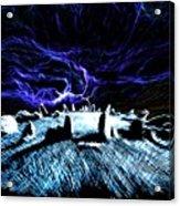 Druid's Circle, Night Acrylic Print