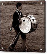 Drummer Boy Acrylic Print