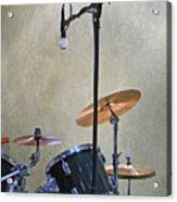 Drummers Joy Acrylic Print