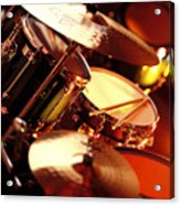 Drums Acrylic Print