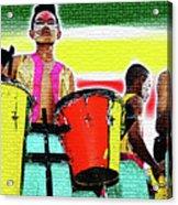 Drums Acrylic Print