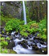 Dry Creek Falls Acrylic Print