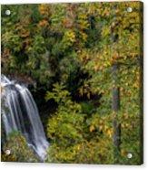 Dry Falls. Acrylic Print