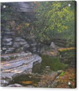 Dry September Acrylic Print