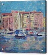 Du Port Acrylic Print