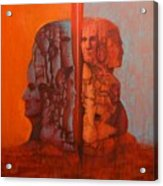 Duality Acrylic Print