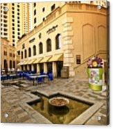 Dubai Acrylic Print