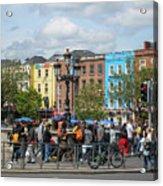 Dublin Day Acrylic Print