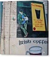 Dublin Street Art Acrylic Print