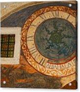 Dubrovnik Fresco Acrylic Print