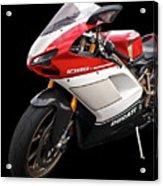Ducati 1098s Motorcycle Acrylic Print