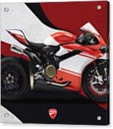 Ducati 1299 Superleggera Acrylic Print