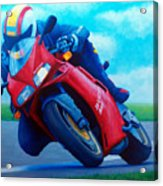 Ducati 916 Acrylic Print