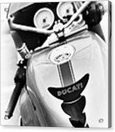 Ducati Ps1000le Abstract Acrylic Print