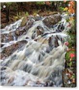 Duchesnay Falls Acrylic Print