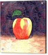 Duchess Apple Two Acrylic Print