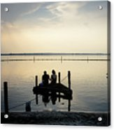 Duemmer See Acrylic Print