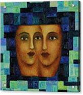 Duet 3 Acrylic Print