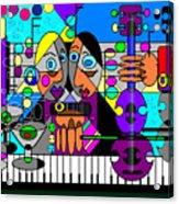 Duets Acrylic Print