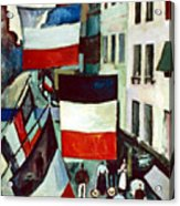 Dufy: Flags, 1906 Acrylic Print