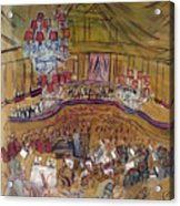 Dufy: Grand Concert, 1948 Acrylic Print