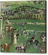Dufy: Race Track, 1928 Acrylic Print