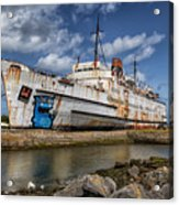 Duke Of Lancaster  Acrylic Print by Adrian Evans