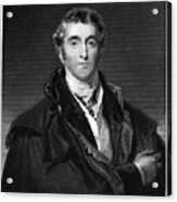 Duke Of Wellington Acrylic Print by Granger