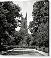 Duke University Chapel Acrylic Print