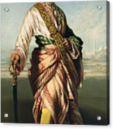 Duleep Singh, Maharajah Of Lahore Acrylic Print