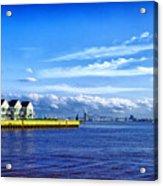 Duluth Minnesota Harbor Acrylic Print