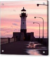 Duluth Sunrise Acrylic Print