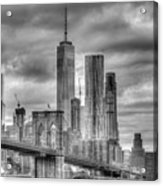 Dumbo District Acrylic Print