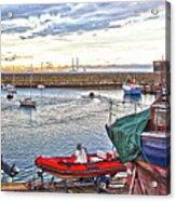 Dun Laoghaire 19 Acrylic Print