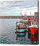 Dun Laoghaire 27 Acrylic Print