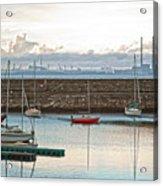 Dun Laoghaire 5 Acrylic Print