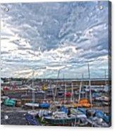 Dun Laoghaire 9 Acrylic Print