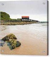 Dunaverty Bay Acrylic Print