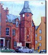 Dunbar High Street Acrylic Print