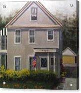 Duncan Homestead Acrylic Print