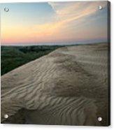 Dune Dawn Acrylic Print