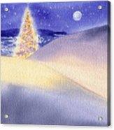 Dune Noel Acrylic Print