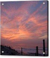Dunes 33 Acrylic Print