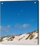 Dunes Of Danmark 1 Acrylic Print
