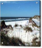 Dunes On St. Joseph Acrylic Print