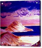 Dunes Acrylic Print