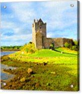Dunguaire Castle Acrylic Print
