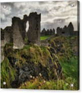 Dunluce Castle Acrylic Print